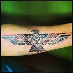 Eagle bird can fly !!