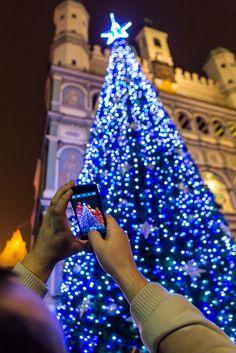 #poznan #christmas [fot. Przemysław Szyszka]