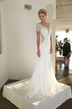 @marchesafashion Bridal Fall 2016 [Photo: Thomas Iannaccone]