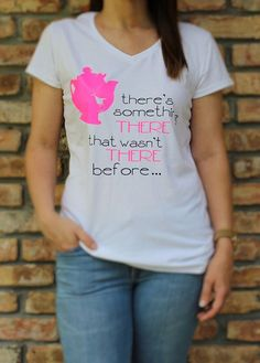 Disney Inspired Mrs Potts Shirt for Women / by MagicInMyVeins