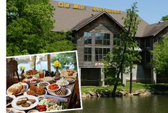 The Old Mill Restaurant - You simply haven't experienced true Southern cuisine until you've sat down to an old0 fashioned breakfast, lunch, or dinner at The Old Mill Restaurant. Located adjacent to our historic Old Mill, this dining spot has earned us a reputation as one of the top restaurants in the Smokies.
