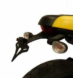 Duc Shop Tirol - Evotech Kennzeichenhalter Ducati Scrambler 800 Full Throttle