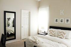 Aubrey Kinch   BLOG: Our Master Bedroom