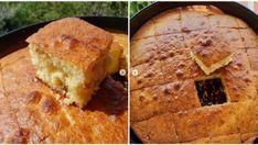 Klasik Limonlu Kek Yapımı Cornbread, French Toast, Vegan Recipes, Breakfast, Ethnic Recipes, Food, Millet Bread, Morning Coffee, Vegane Rezepte