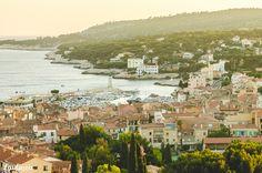 Les vacances... dans le sud de la France !