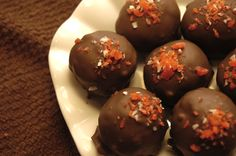 Exploding Bon Bons made with pop rocks
