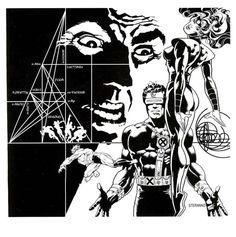 X-Men. Jim Steranko.