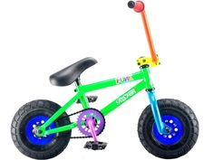 "NEW Original Brown Bicycle Block Pedals 9//16/"" BMX MTB Chopper Cruiser Bike Pedal"