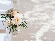 Vintage Wedding Flowers - Kristen Lee & Joshua - Every Last Detail - Every Last Detail