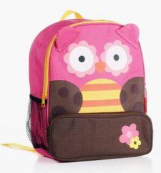 Butterfly Monkey Dog Lady Bug Dinosaur Kids Preschool Kindergarden bag school backpack