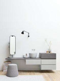 Meuble salle de bain Rexa design.