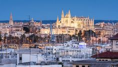 With a stay at TRYP Palma Bosque Hotel in Palma de Mallorca, you'll be connected to the airport and minutes from Gomila Square and close to Bellver Castle. This hotel is within close proximity of Pueblo Espanol and Municipal Market of Santa Catalina.  See Photos & Booking Options here http://www.lowestroomrates.com/avail/hotels/Spain/Palma-de-Mallorca/TRYP-Palma-Bosque-Hotel.html?m=p   #TRYPPalmaBosque #CalviaHotels #MallorcaHotels