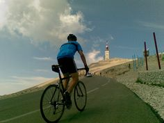 Mount Ventoux, the windy guardian of Provence, France.