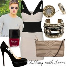 Clubbing outfit - Polyvore
