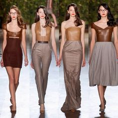 Lucy May's Fashion Blog: COFFEE ,BROWN, CHOCOLATE ...WHICH ONE IS YOUR FAVO...