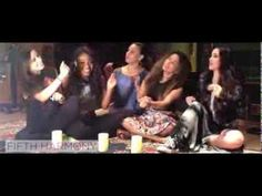 """Fifth Harmony's version of Ariana Grande's """"Honeymoon Avenue"""" 