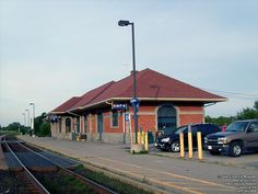 VIA Rail station, Cobourg, Ontario Ontario, Gazebo, Pergola, Canada Pictures, Via Rail, Metro Subway, Largest Countries, Architecture, Outdoor Structures