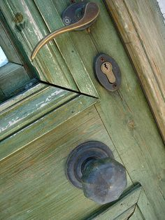 """Door Handle"" taken by Mo Elnadi"