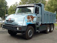 Dump Trucks, Big Trucks, Cars And Motorcycles, Jeep, Transportation, History, Vehicles, Trucks, Dump Trailers