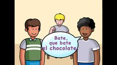 "Traditional Spanish Rhyme: ""Rima de chocolate"" by Calico Spanish"