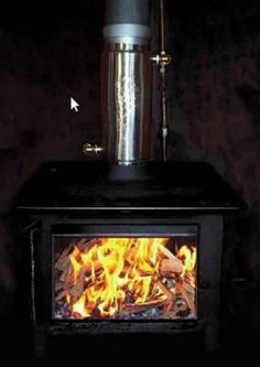 How To Get Hot Water From You Wood Cook Stove