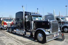 Trucking Semi Trucks, Big Trucks, Driving Force, Peterbilt Trucks, Slammed, Buses, Pride, Wheels, Iron