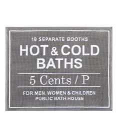 Bath mat 7.99 | H & M DE