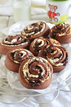 Túró rudi csiga Baking Recipes, Cake Recipes, Dessert Recipes, Sweet Desserts, Sweet Recipes, Baking Utensils, Hungarian Recipes, Sweet Cakes, Sweet Bread