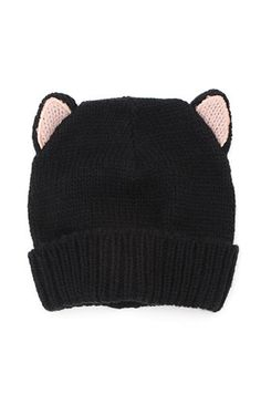 With Love From CA Kitty Beanie at PacSun.com Cute Beanies 5bfd738f69d