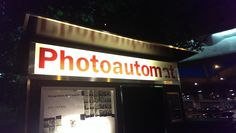A retro photo booth in Switzerland. Photo Booth Design, Swiss Style, Switzerland, Retro, Retro Illustration