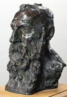 Camille Claudel : Portrait de Rodin © Musée Rodin
