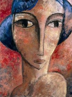 """Blue Hair"" by Didier Lourenco"