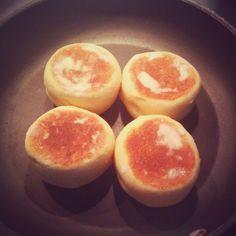 Murasaki no Nikki: Liberiamo una ricetta: English Muffin per tutti gli usi #liberericette