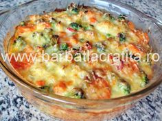 Egg Recipes, Baby Food Recipes, Salad Recipes, Cooking Recipes, Good Food, Yummy Food, Tasty, Romanian Food, Good Healthy Recipes
