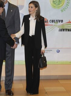 On January 25, 2017, King Felipe VI of Spain and Queen Letizia of Spain attended the opening of the 29th edition of Agriculture Fair 'AgroExpo' in Don Benito, Badajoz.