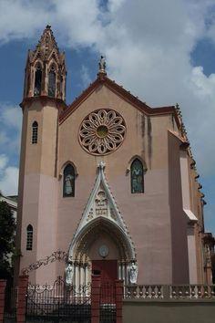 Iglesia Nuestra Señora del Pilar- Rio Piedras, Puerto Rico