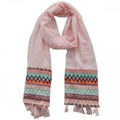 Sjaal roze #ohsohip