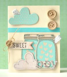 Sweet Boy *American Crafts* - Two Peas in a Bucket