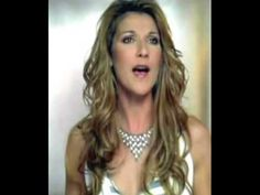 """CÉLINE DION  """"WATER FROM THE MOON"""" I made My self. I love this song"""
