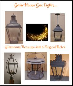 Genie House will convert most fixtures to a gas light fixture.  sc 1 st  Pinterest & Genie House custom light fixtures. Let us know how we can help ... azcodes.com
