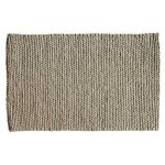 New Zealand Wool Cable Knit Rug