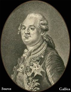 Louis Auguste est né le 23 août 1754 à Versailles. Alors duc de Berry, il est l'un des fils du dauphin Louis-Ferdinand qui meurt en 1765. En 1774, à la mort de Louis XV, son grand-père, il devient roi de France sous le nom de Louis XVI.