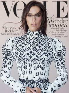 Cover - Best Cover Magazine  - Victoria Beckham by Patrick Demarchelier for Vogue Australia August 2015 cover   Best Cover Magazine :     – Picture :     – Description  Victoria Beckham by Patrick Demarchelier for Vogue Australia August 2015 cover  -Read More –