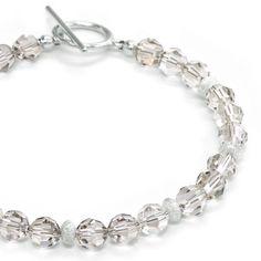 Joysha Bracelet   Fusion Beads Inspiration Gallery   DIY Wedding Jewelry