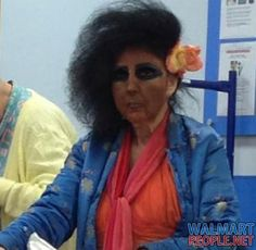 People of Walmart Part 66 – Pics 10 seriously hope this was for Hallowe'en!