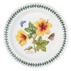 Portmeirion Exotic Botanic Garden Dinner Plate « Holiday Adds