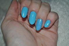Świat paznokci: Niebieska syrenka