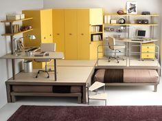 8eb404820c4a73 Comment aménager une petite chambre d enfant   Nos conseils pour décorer  une petite chambre d enfant avec style ! - Elle Décoration