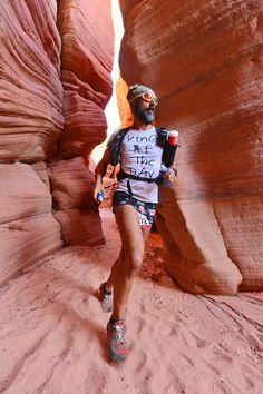 Grand to Grand Ultra - a self supported stage race through Arizona and Utah. Great inspiration to put on my pack and get out on the trail!