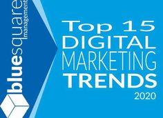 BEST DIGITAL MARKETING TRENDS 2020  Digital marketing has evolved over the last few years and the #SEO (Search Engine Optimization) land changed beyond all recognition. Strategies and tactics that worked previously do not work now and can even get your website penalised by the search engines.  So, below, you will find an #infographic that shows the Top 15 Digital #Marketing Trends in 2020.  Blue Square Management 9 Grange Rd, Orpington BR6 8ED  Tel: 01689 602248 Digital Marketing Trends, Related Post, Blue Square, Search Engine Optimization, Management, How To Get, Business, Infographics, Seo